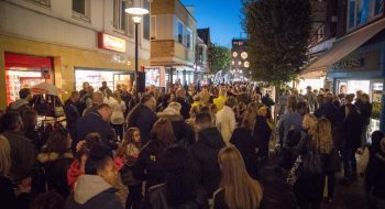 Shopping night weer groot succes