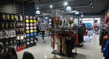 Sportief winkelen in Den Helder