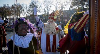 Sinterklaas intocht groot succes!