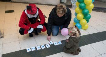 Op zoek naar de letters van Antwoord-Piet