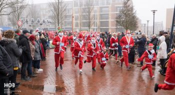 Rotary Santa Run gaat weer van start!