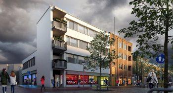 Nieuwe uitstraling Beatrixstraat 7 en 9