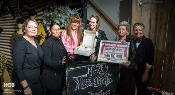 Winnaars kerstetalage wedstrijd zijn bekend!