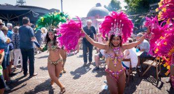 Helderse Zomerfeesten op Willemsoord