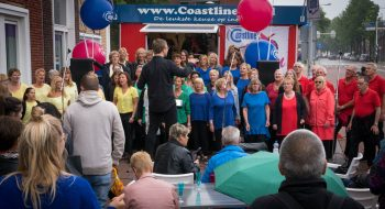 Volop muziek in het centrum van Den Helder