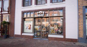 Banketbakkerij Bos opent winkel aan de Beatrixstraat