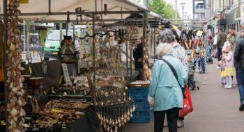 Juttersmarkten toch van start op 14 juli