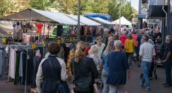 Boldermarkt in Den Helder met leuke activiteiten.