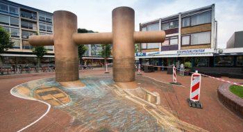 3D Street-Art komt er weer aan!