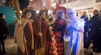 Halloweenmarkt 2020 vervallen