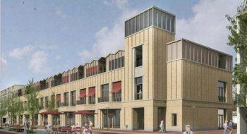 Nieuwe toekomst oude V&D-gebouw