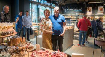 Bakkerij Dunselman vandaag feestelijk geopend!