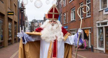 Sinterklaas is weer in het land!