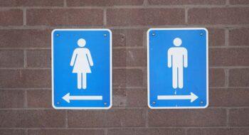 Openbaar toilet geplaatst in de Kerkstraat