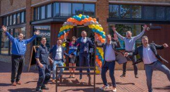 Den Helder Citymarketing in nieuw kantoor